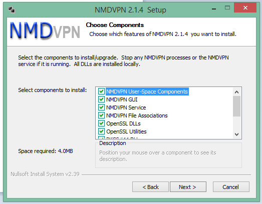 NMD VPN