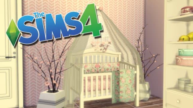 Sims 4 CC Furniture