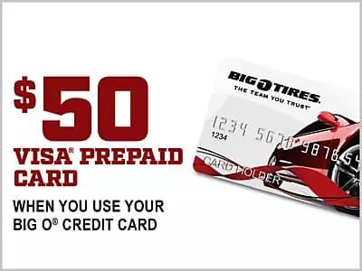 Big O TiresCredit Card Login