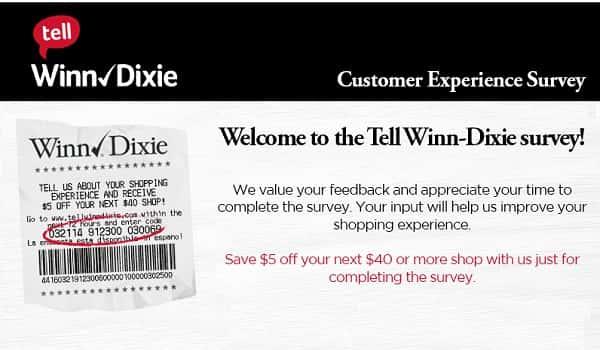 Dixie Customer Satisfaction Survey